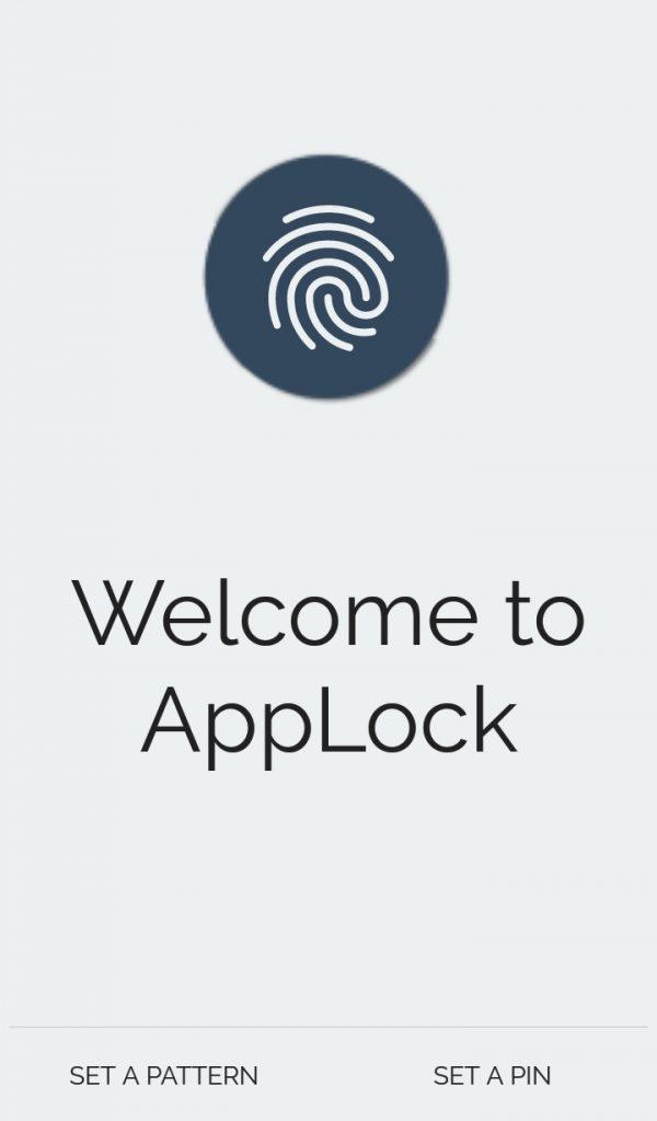 Applock Fingerprint Lock by tiwullabs