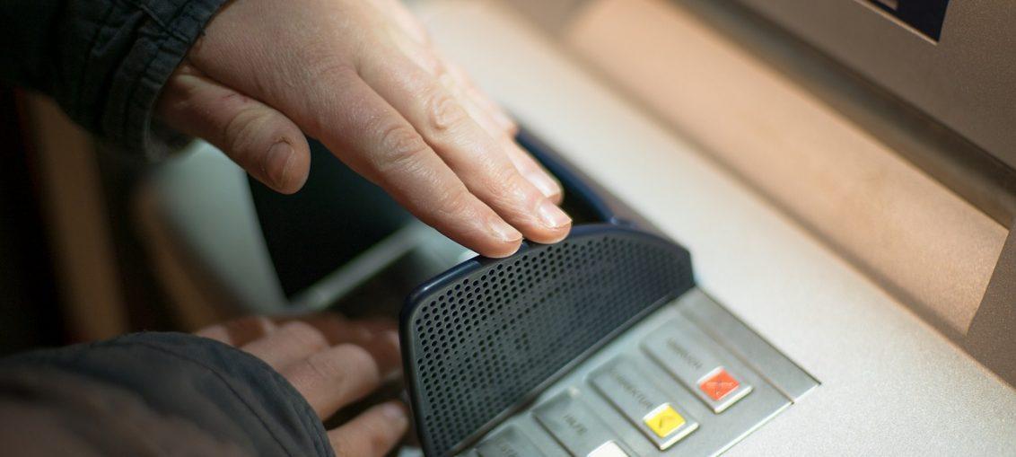 Biometric ATM in Banking